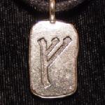 Rune Pendant